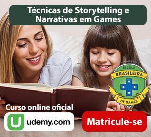 Técnicas de Storytelling e Narrativas em Games