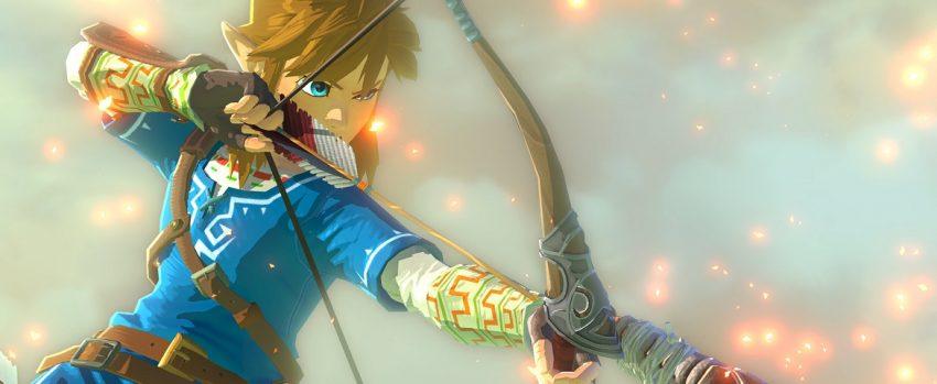 The Legend of Zelda: Breath of the Wild para Nintendo Switch