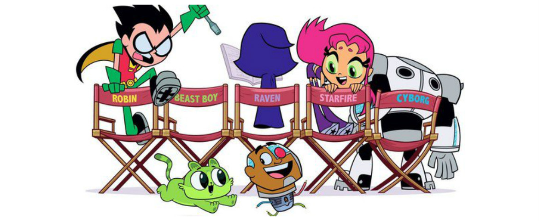 Warner Divulgar Trailer Do Longa Teen Titans Go Playreplay