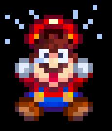 Game Over Mario Página não encontrada