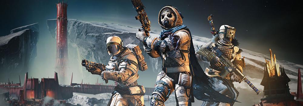 Jogos Gratuitos - Destiny 2