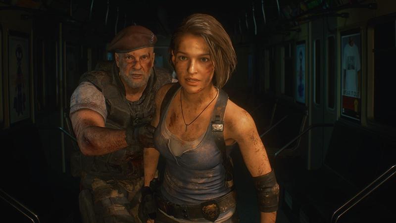 Análise Resident Evil 3 - Jill Valentine