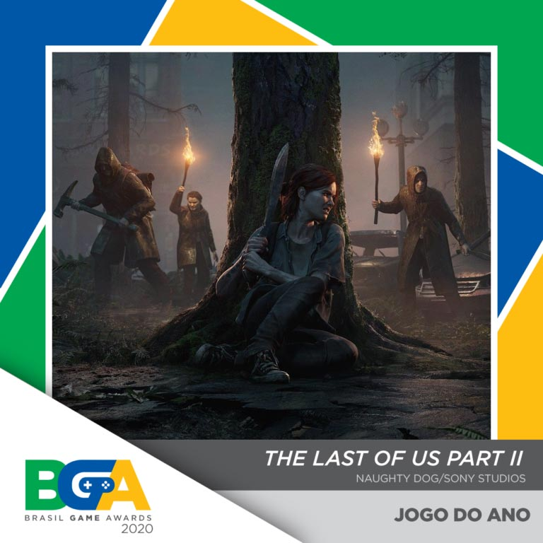 Vencedor do Brazil Game Awards 2020