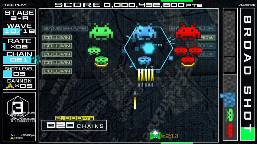 Review | Space Invaders Forever traz clássicos em nova coleção